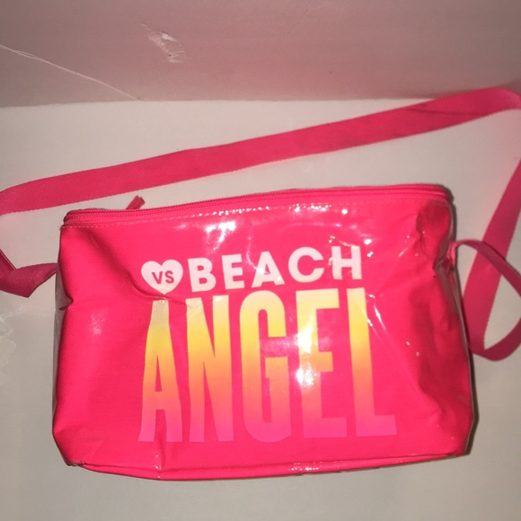Angel Victoria Secret insulated lunch bag